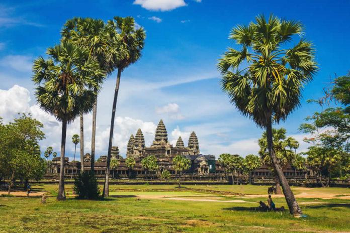 カンボジアでノマド生活
